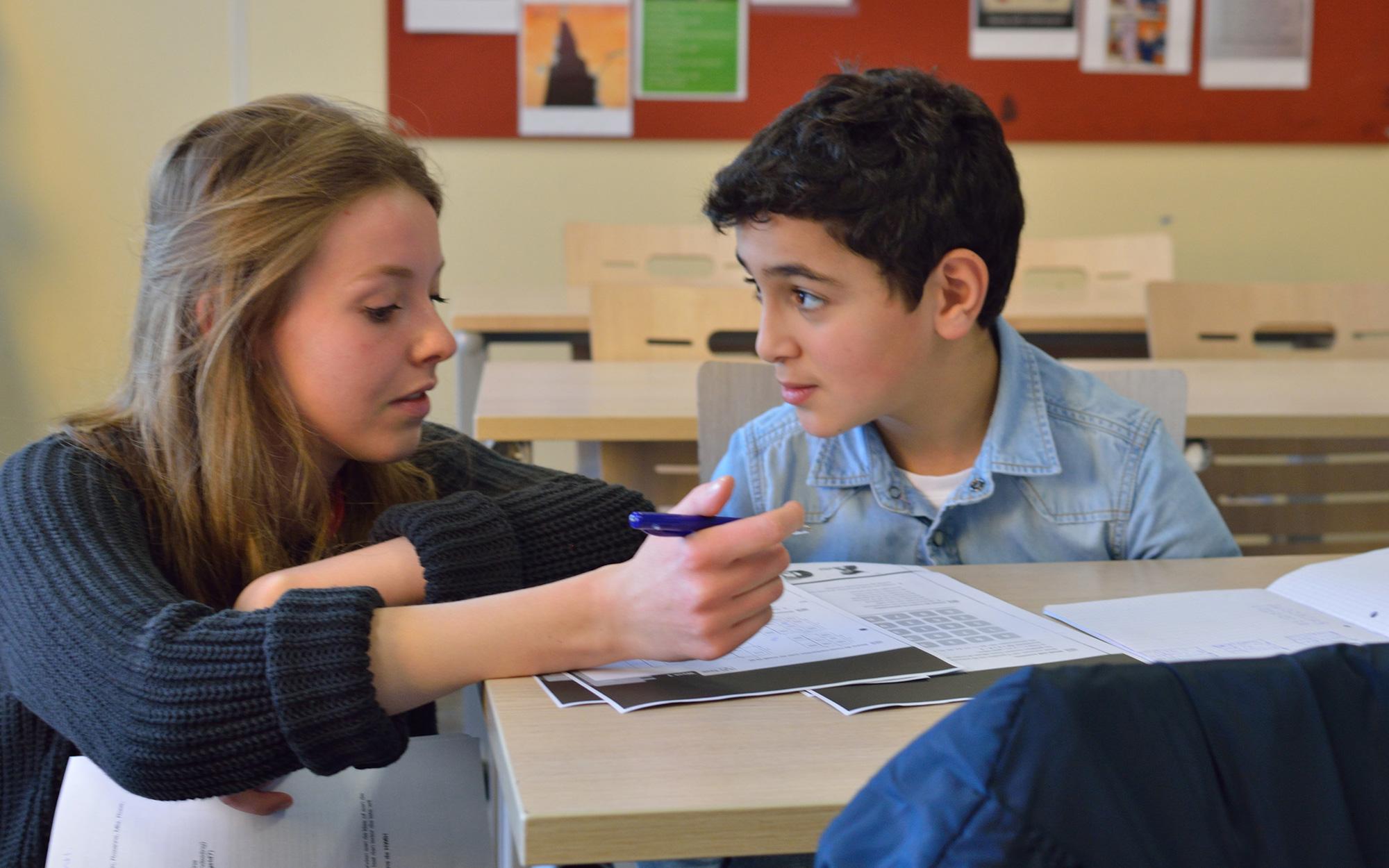 Huiswerkbegeleiding zomeractiviteiten week Nieuw-West Het Talentenhuis
