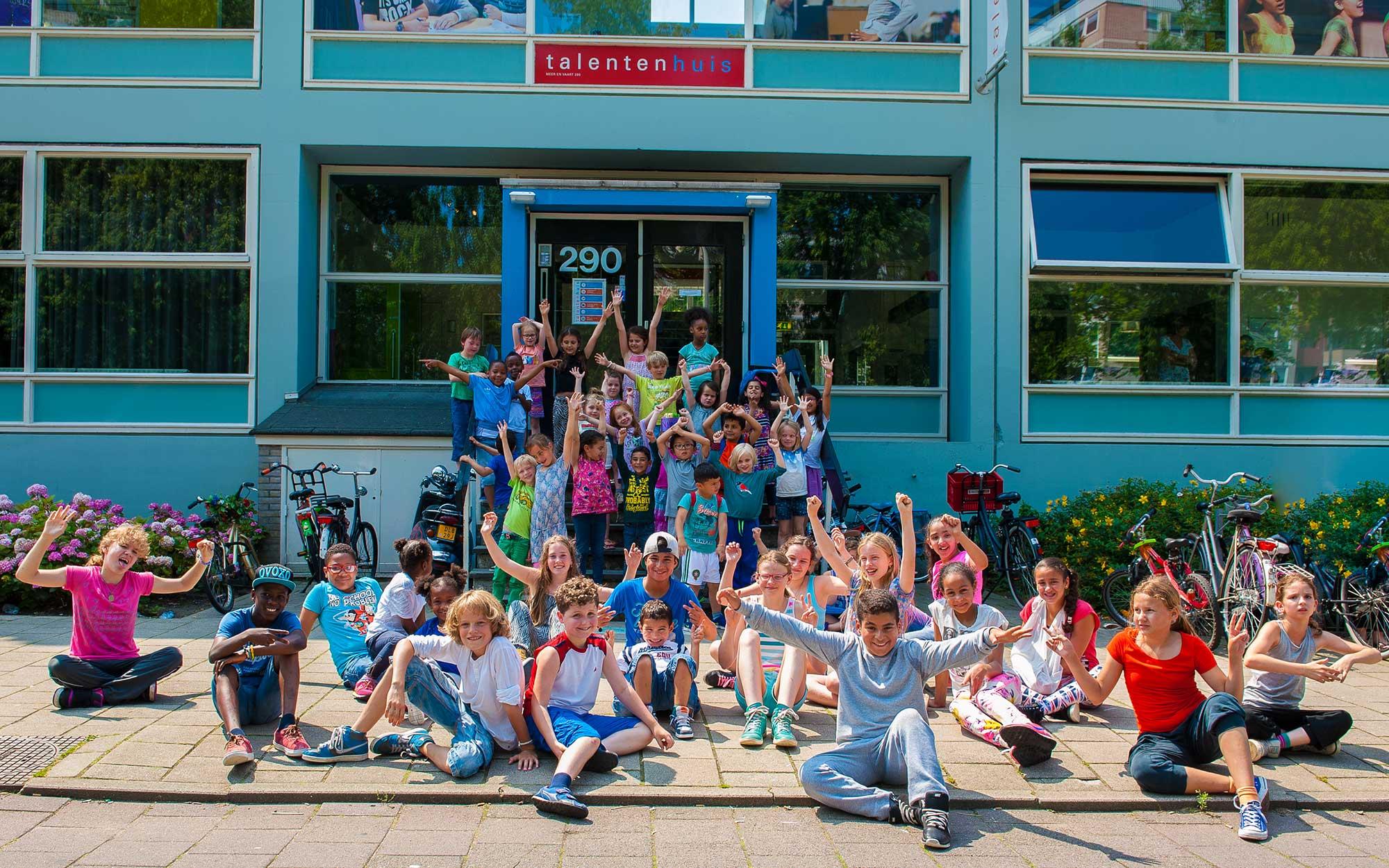 zomeractiviteiten week Nieuw-West Het Talentenhuis